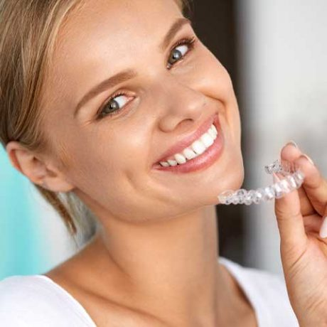 Cosmetic Dentistry Invisible Braces